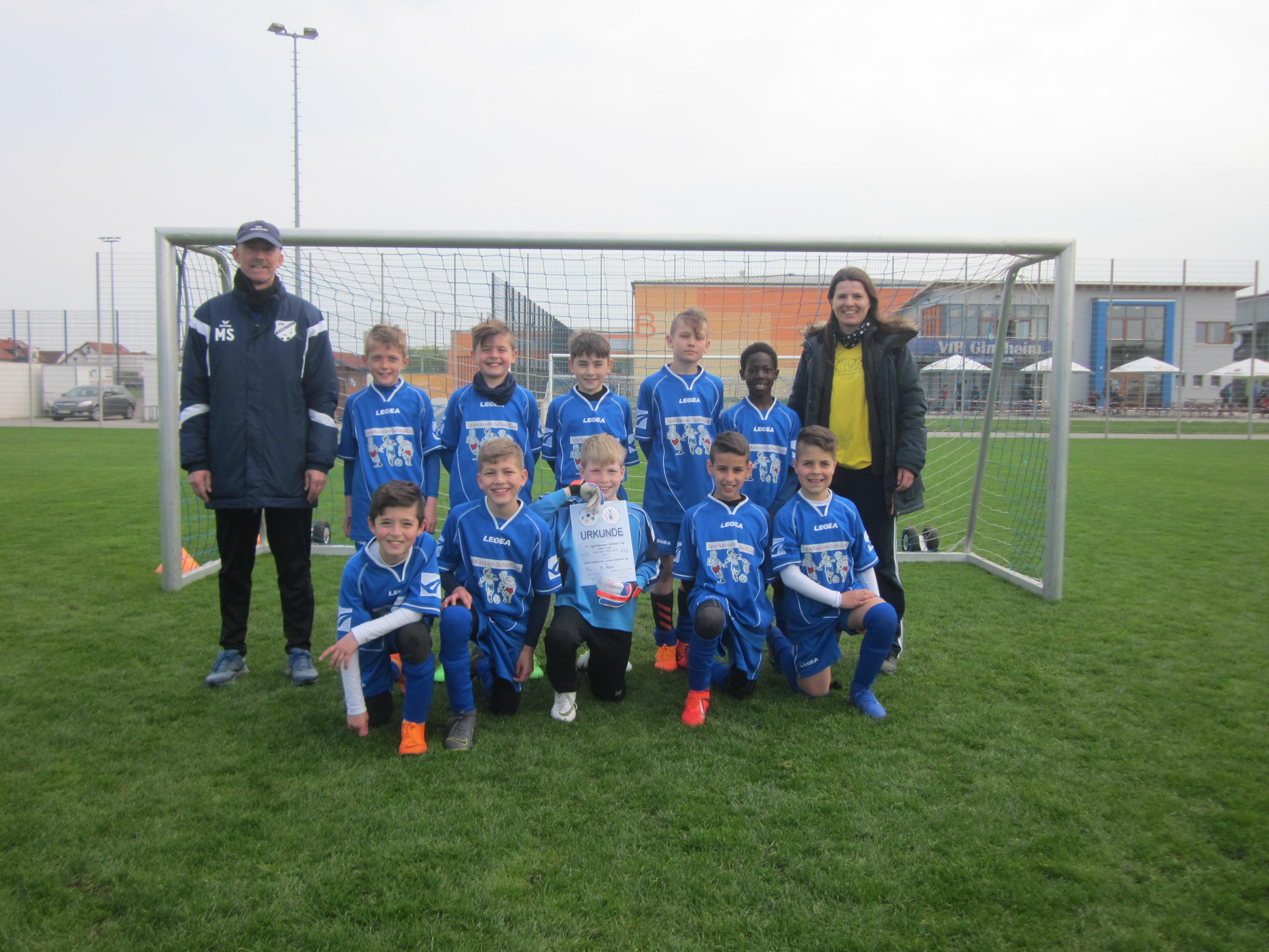 Fußball Jungen Bild 1